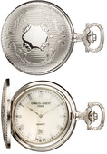 Charles Hubert Classic Pocket Watch Quartz - DCH5236