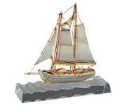 BLSN Crystal Wave Sailboat - YBS5089