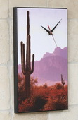 Desert Sunrise Art Designer Wall Clock - GGW5428