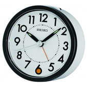 Seiko Wotton Quiet sweep Bedside Alarm Clock