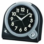 Seiko Quiet sweep Bedside Alarm Clock - GSK4830