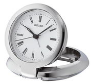 Seiko Travel Alarm Clock - Metal case - GSK4844