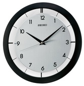 11in Aqua Pear Albert Wall Clock by Seiko - GSK4306
