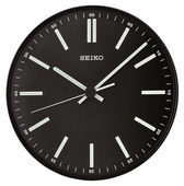 11.5in Seiko Wickham Quiet Sweep Wall Clock - GSK4848