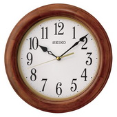 11.5in Andover Seiko Wall Clock - GSK4312