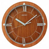 Seiko Totton Quite Sweep Wall Clock
