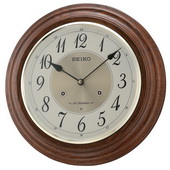 12in Seiko Verona Musical Wall Clock - GSK4632