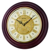 12.5in Seiko Northam Musical Wall Clock