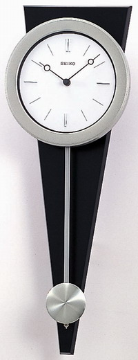 Clockway Seiko Manchester Contemporary Pendulum Wall