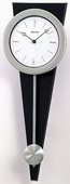 Aqua Pear Manchester Contemporary Pendulum Wall Clock by Seiko - GSK4320
