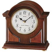 Seiko East Newbury Chiming Mantel Clock - GSK4496