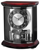 Aqua Pear GTB31021 Deluxe Mantel Clock by Bulova