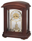 Aqua Pear GTB6134 Deluxe Mantel Quartz Clock by Bulova
