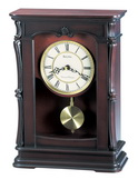 Aqua Pear GTB6158 Deluxe Chiming Mantel Quartz Clock by Bulova