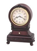 Bulova Deluxe Chiming Mantel Quartz Clock - GTB6194