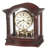 Bulova Deluxe Mantel Chiming Quartz Clock - GTB6196
