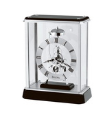 Aqua Pear GTB6204 Deluxe Table top Quartz Clock by Bulova