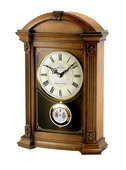 Bulova Decorative Chiming Mantel Home & Office Clock - GTB6384