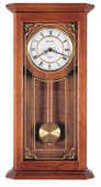 Bulova Deluxe Chiming Wall Clock Quartz - GTB6504