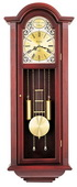Aqua Pear Deluxe Chiming Quartz Wall Clock - GTB6510