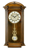 Bulova Decorative Chiming Wall Home & Office Clock - GTB6596