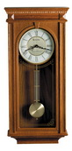 Aqua Pear Deluxe Chiming Wall Clock Quartz by Bulova - GTB6608