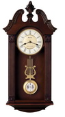 Aqua Pear Deluxe Chiming Quartz Wall Clock by Bulova - GTB6614