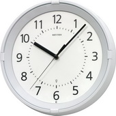 11in Rhythm Illuminated Wall Clock - GTM2328