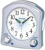 Rhythm Musical Alarm Clock - GTM2572
