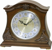 Rhythm Deluxe Musical Mantel Clock - GTM2476