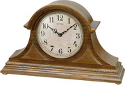 Rhythm Deluxe Wooden Musical Clock - GTM2482