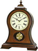 Rhythm WSM Wooden Musical Mantel Clock - GTM2592