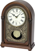 Rhythm Musical Mantel Clock - GTM2512