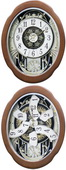 Rhythm Musical Wall Clock Quartz - GTM2206