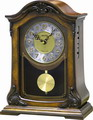 Rhythm Nice (Classic) Chiming Musical Mantel Clock Quartz - GTM2498