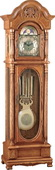 German Hermle Black Forest Chiming The Amherst- Floor Clock - JHE1095