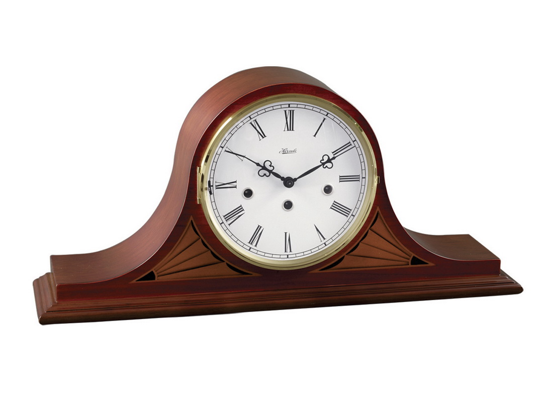 Clockway German Hermle Black Forest Triple Chiming 8 Day