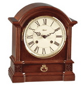 German Hermle Black Forest 8-Day Keywound Mantel Clock - JHE1569