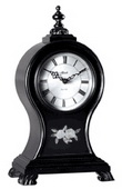 German Hermle Black Forest Mantel Clock - JHE1596