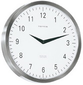 German Hermle Deluxe 11 7/8in Black Forest Quartz Wall Clock - JHE1680