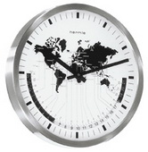 German Hermle Deluxe 11 7/8in Black Forest Wall Clock Quartz - JHE1686