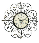 Hermle Antique Handmade Wall Clock Quartz - JHE1821