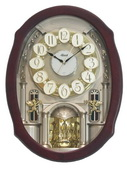 Hermle Musical Melodies Motion Clock Quartz - JHE1956