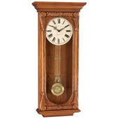 Hermle Dual Chiming Quartz Wall Clock - JHE2145