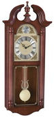 German Hermle Black Forest Chiming Quartz Wall Clock - JHE2241