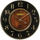 23in Designer Wall Clock - LUT1276
