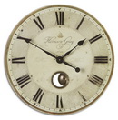 23in Designer Wall Clock - LUT1282