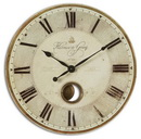 30in Designer Wall Clock - LUT1136