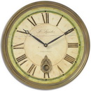 18in Designer Wall Clock - LUT1222