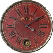 23in Designer Wall Clock - LUT1202
